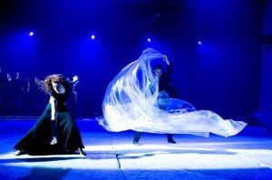 Τιτανικός, Εθνικό Θέατρο, 2009.