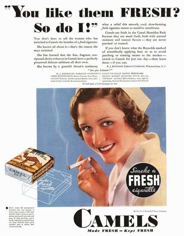 Οι όμορφες νοσοκόμες συμπληρώνουν την εικόνα του γιατρού-καπνιστή.